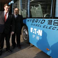 Beijing's bus boom