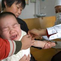 A scourge of China