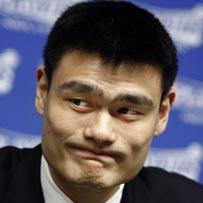 Yao's Shanghai slamdunk