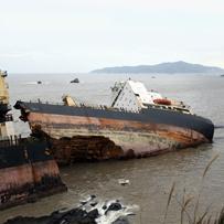 Shipwreck?