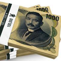 A yen for change