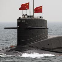 Red, not yellow, submarine