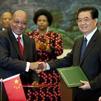 Is China good for Africa?