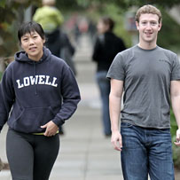 Zuck networks in China