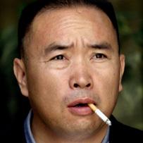 China's most-wanted man