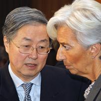 China's eurozone worries