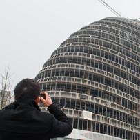 Chongqing's effort of Zaha Hadid's design