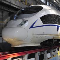 Rail's speedy recovery