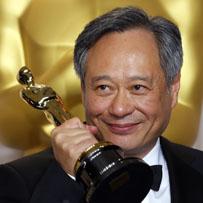 Oscar director thanks Taiwan