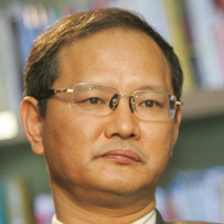 The man behind China's stock exchange
