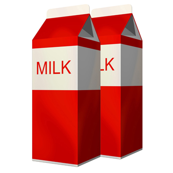 Milk Carton w