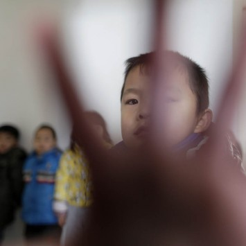 CHINA-POPULATION/
