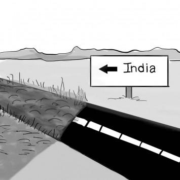 Indiaroad w