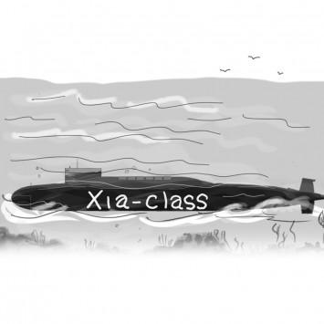 Submarine w