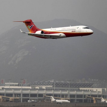 AIRLINES/CHINA-COMAC
