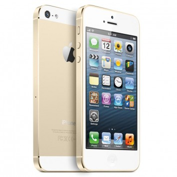 iPhone5Sgold w