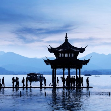 Hangzhou West Lake w