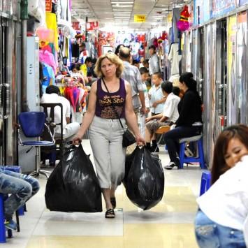 Shopping w