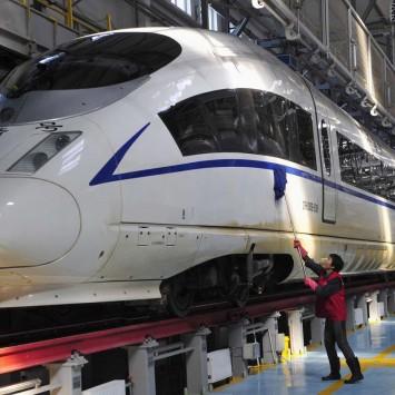 CHINA-RAIL/INVESTMENT