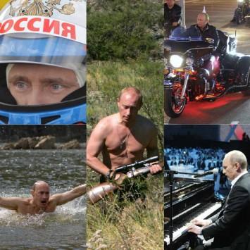 Putin w