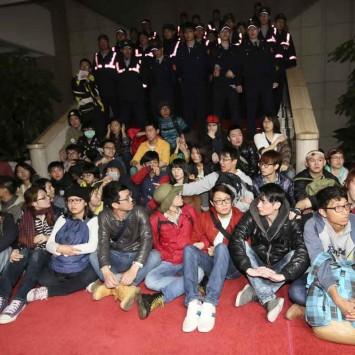 TAIWAN-PROTESTS/