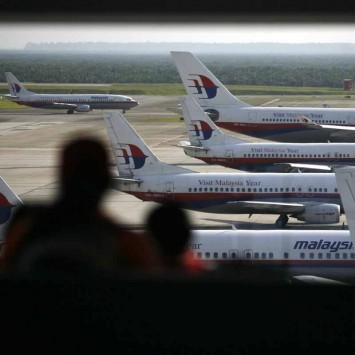 MALAYSIA-AIRLINES/
