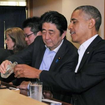 JAPAN-USA/OBAMA