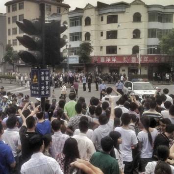 CHINA-LABOUR/WELFARE