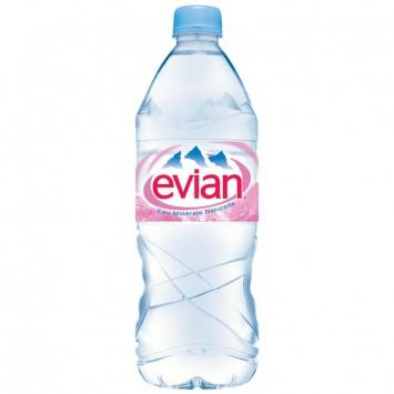 Evian w