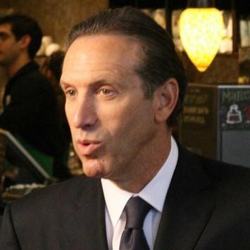 Howard Schultz w
