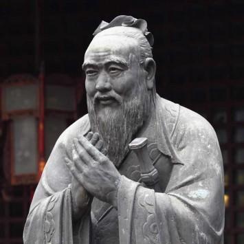 Confucius w