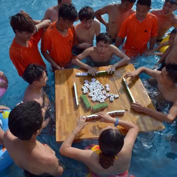 Mahjong w