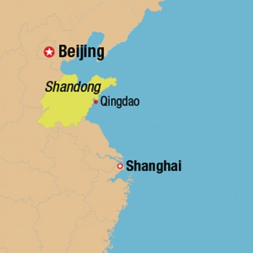 Qingdao w