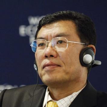 WEF-DAVOS-CHINA-LIU XIAOGUANG
