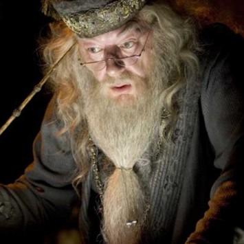 Dumbledore w