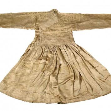 Shandong robe w