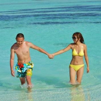 Maldives w