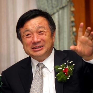 Ren Zhengfei w