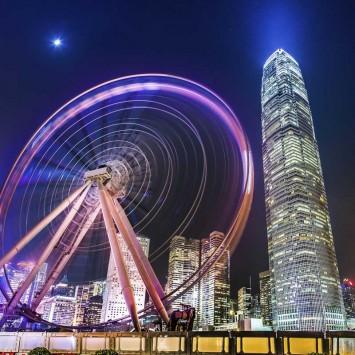 Hong Kong w