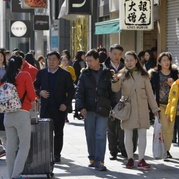Japan Tourism China