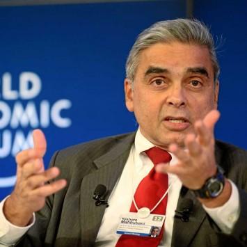 Kishore Mahbubani w