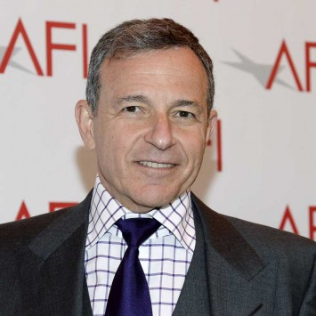 Bob Iger, Chairman and CEO of The Walt Disney Company, poses at the AFI Awards 2014 honoring excellence in film and television in Beverly Hills