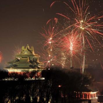 Fireworks w