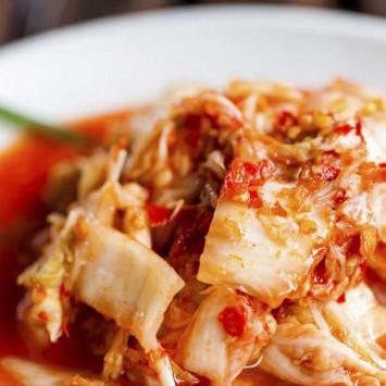 Kimchi w