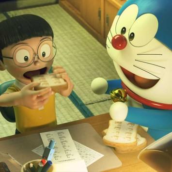 Doraemon w