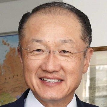 Kim Jim Yong w