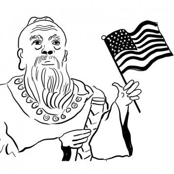 confuciousflag w