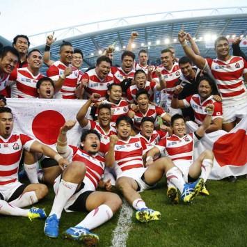 South Africa v Japan rugby