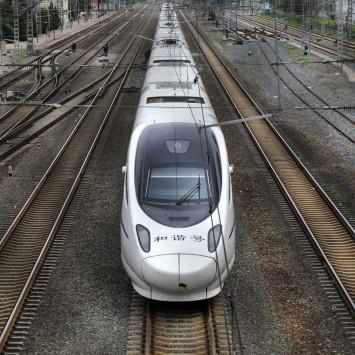 china harmony bullet train