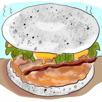 mcdonburger w